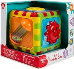 Playgo Activity Cube 6 in 1