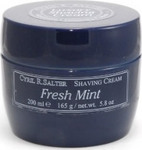 Cyril R. Salter Shaving Cream Fresh Mint 165gr