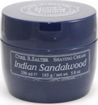 Cyril R. Salter Shaving Cream Indian Sandalwood 165gr