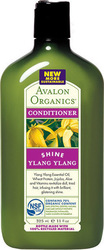 Avalon Organics Shine Ylang Ylang Conditioner 325ml