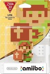 Nintendo Amiibo The Legend of Zelda - Link (8-bit Style)
