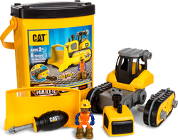 Toy State Machine Maker: Junior Operator - Bulldozer CAT