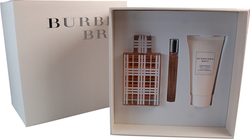 Burberry Brit Eau de Parfum 100ml & Body Lotion 75ml & Eau de Parfum 7.5ml