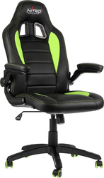 C80 Motion Gaming Chair – Black-Green Nitro Concepts