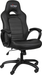 C80 Pure Gaming Chair – Black Nitro Concepts
