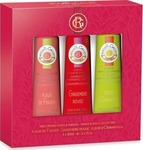 Roger & Gallet Set Hand & Nail Cream Trio Gingembre Rouge