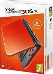 Nintendo New 3DS XL Orange & Black
