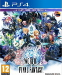 World of Final Fantasy (Limited Edition) PS4