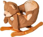 Knorrtoys Rocking Animal Teddy with Sound