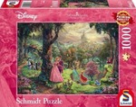 Kinkade: Disney: Sleeping Beauty 1000pcs (59474) Schmidt