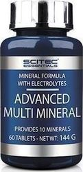 Scitec Essentials Advanced Multi Mineral 60ταμπλέτες
