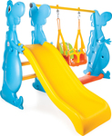Pilsan Happy Dino Swing and Slide