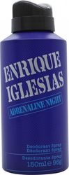 Enrique Iglesias Andrenaline Night Deodorant Spray 150ml
