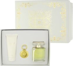 Versace For Her Vanitas Eau de Toilette 100ml & Body Lotion 100ml & KeyChain