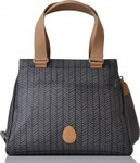 Pacapod Richmond - Charcoal Herringbone