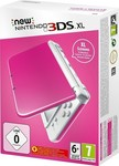 Nintendo New 3DS XL Pink & White
