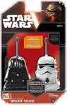 Imc Toys Star Wars Walkie Talkie Faces