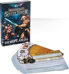 Games Workshop Warhammer Quest: Silver Tower Hero Cards