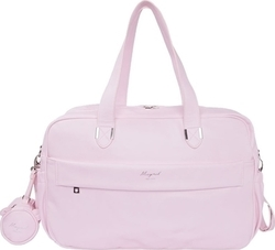 Mayoral Changing Bag & Dummy Case Baby Pink