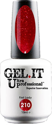 GEL.IT.UP 210-First Lady UV LED