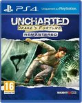 Uncharted Drake's Fortune Remastered PS4