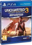 Uncharted 3 Drake's Deception Remaster PS4