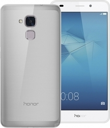 Phonix Back Cover Σιλικόνης Διαφανές (Honor 5c)