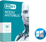 Eset NOD32 Antivirus 2017 (Version 10) (3 Licences , 1 Year) Renewal