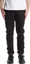 Publish AMADO STRETCH TWILL PANT P1601084 - Black