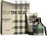Burberry The Beat For Men Gift Set Eau De Toilette 30ml & Shower Gel 50ml