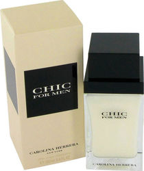 Carolina Herrera Chic For Men After Shave Moisturizer 100ml