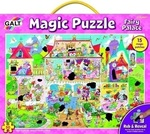 Fairy Palace Magic Puzzle 50pcs (1003847) Galt Toys