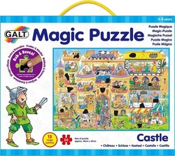 Magic Puzzle - Castle 50pcs (1003856) Galt Toys