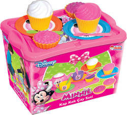 Dede Σετ Τσαγιού Cupcakes Minnie Mouse