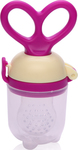 Cangaroo Silicone Fresh Food Feeder Pink