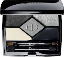 Dior 5 Couleurs Designer The Makeup Artist Tutorial Palette 008 Smoky Design