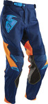 Thor Core Contro Navy/Flo Orange Pant
