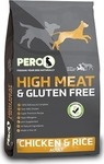 Pero High Meat & Gluten Free Chicken & Rice 2kg