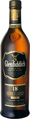 Glenfiddich 18 Years old Ουίσκι 700ml