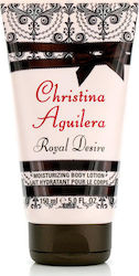 Christina Aguilera Royal Desire Body Lotion 150ml