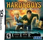 The Hardy Boys Treasure on the Tracks DS