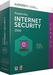 Kaspersky Internet Security 2016 (3 Licences , 1 Year)