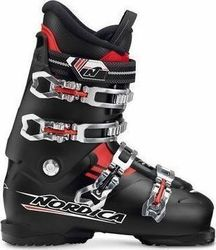 Nordica NXT 50 Black - Red