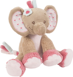 Nattou Rose the Elephant 20cm