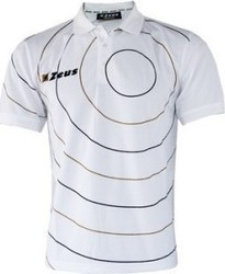 Zeus Polo Orbit WHT-BLK
