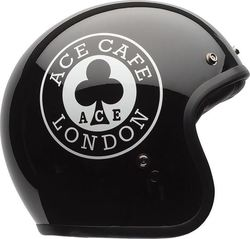 Bell Custom 500 Ace Cafe Black