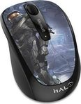 Microsoft Wireless Mobile Mouse 3500 Halo Limited Edition The Master Chief