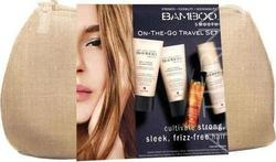 Alterna Bamboo Smooth On-The-Go Travel Set