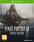 Final Fantasy XV (Steelbook Edition) XBOX ONE