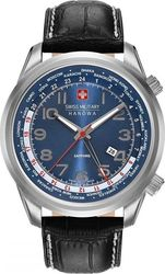 Swiss Military Hanowa Worldtimer 06-4293.04.003